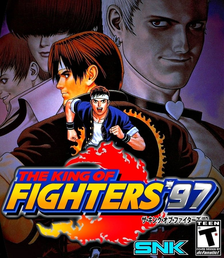 The King Of Fighters 97 Game Download