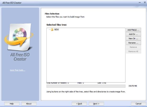 All-Free-ISO-Creator-screenshot-compressor
