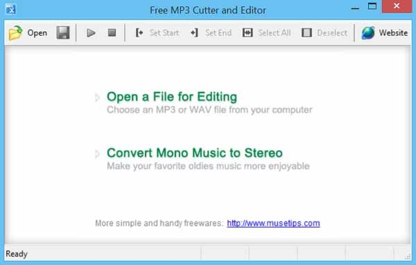Free MP3 Cutter and Editor Download Latest