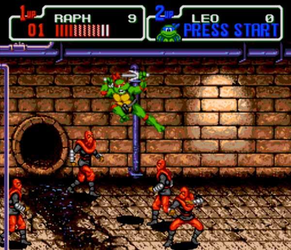 Teenage Mutant Ninja Turtles Game Download