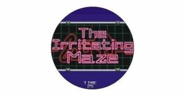 The-Irritating-Maze-game-logo