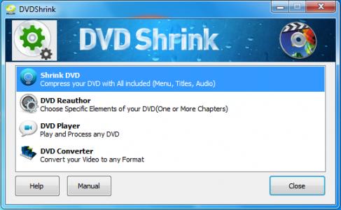 DVD Shrink - Free Download
