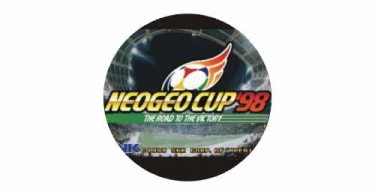 Neo-Geo-Cup-98-the-road-to-the-victory-game-logo