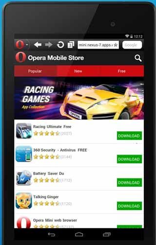 Opera-Mini-Java-for-Mobile-screenshot-download
