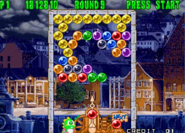 Puzzle-Bobble-2-screenshot