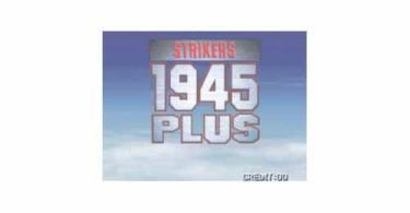 Strikers-1945-Plus-Game-logo-icon