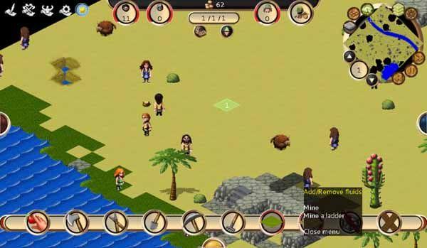 Towns-game-screenshot