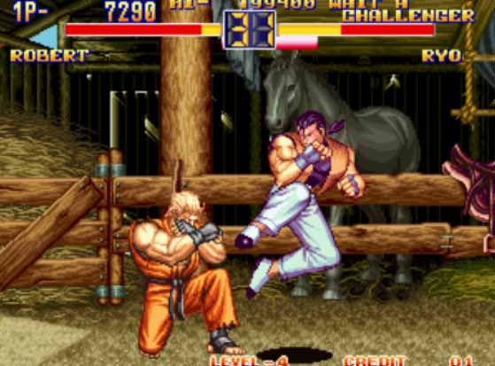 Art Of Fighting 2 Game Download