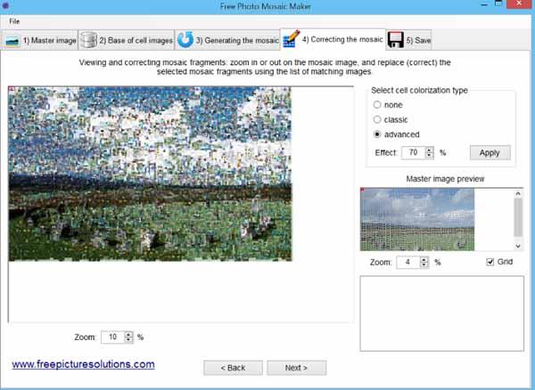 Free-Photo-Mosaic-Maker-screenshot