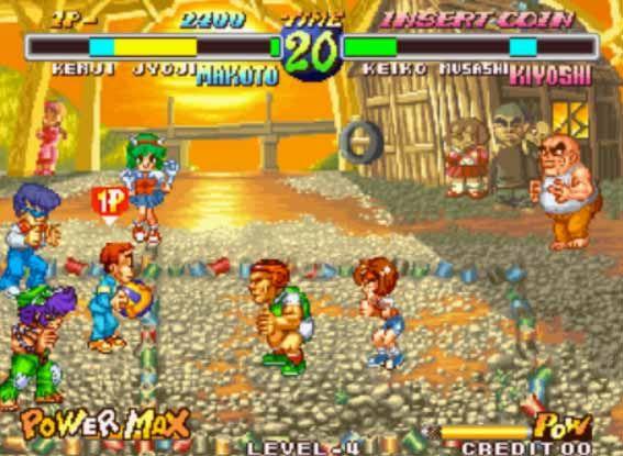 Super-Dodge-Ball-PC-Game-screensho