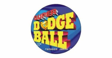 Super-Dodge-ball-game-logo