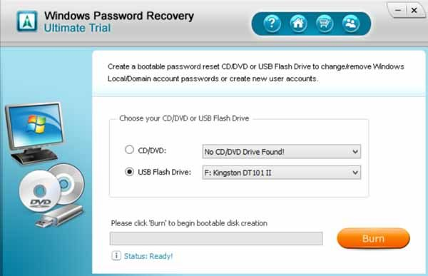 Windows-Password-Recovery-Ultimate-Screenshot-download