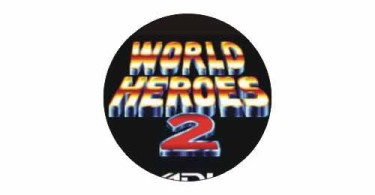 World-Heroes-2-game-logo