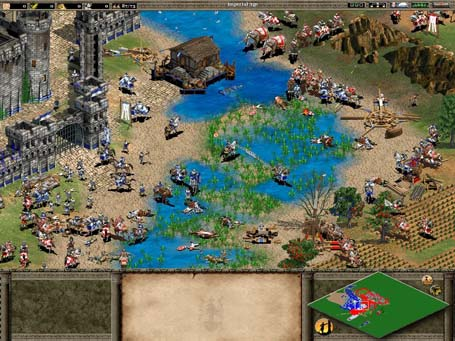 Age of empires II the age of kings gameplay3