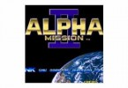 Alpha-Mission-II-game-logo