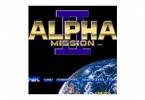 Alpha-Mission-II-game-logo