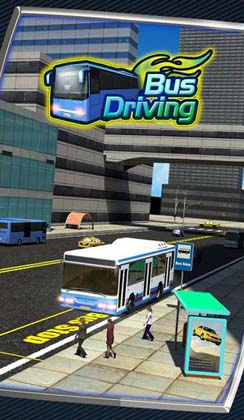 Bus Driver 3D cover