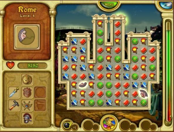 Call of Atlantis PC Game screenshot