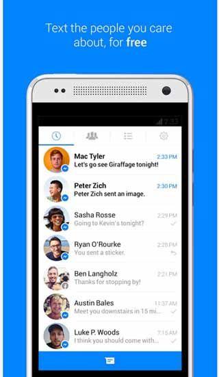 Facebook-Messenger-Android-screenshot-Download