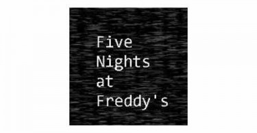 Five-Nights-at-Freddys-game-logo