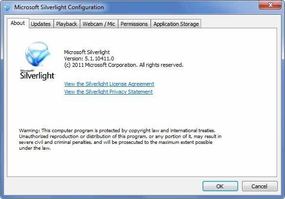 Microsoft-Silverlight-screenshot