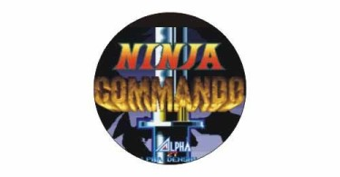 Ninja-Commando-game-logo