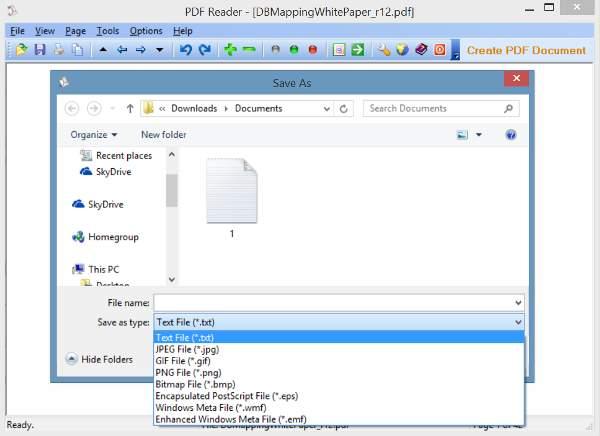 .pdf reader for windows 7