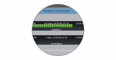 Simple-Countdown-windows-linux-logo