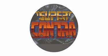 Super-Contra-game-logo