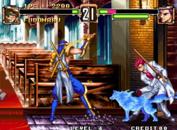 Voltage-Fighter-Gowcaizer-PC-Game-screenshot