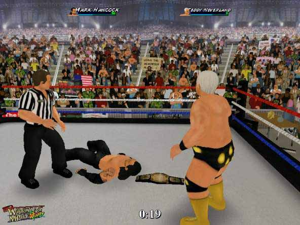 Wrestling-Mpire-Remix-Career-Edition-game-screenshot
