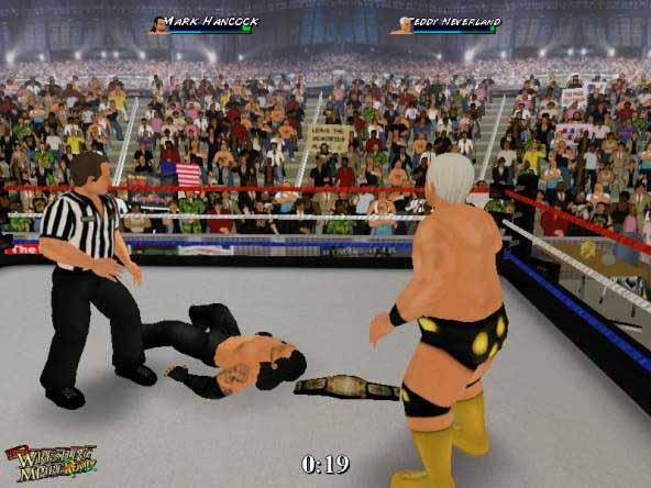 Wrestling-Mpire-Remix-Career-Edition-game-screenshot