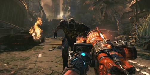 bulletstorm gameplay 1