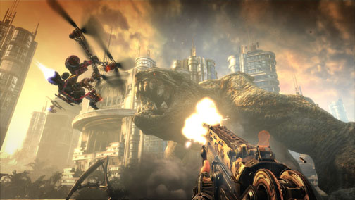 bulletstorm gameplay 2