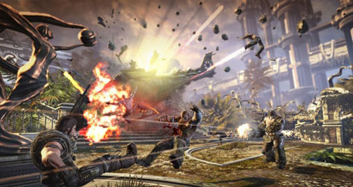 bulletstorm gameplay 4