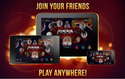 zynga poker texas holdem screenshot2