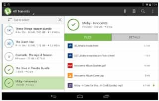 µTorrent-Android-screenshot-Download