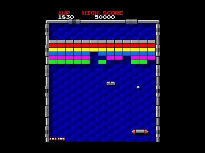 Arkanoid-game-screenshot