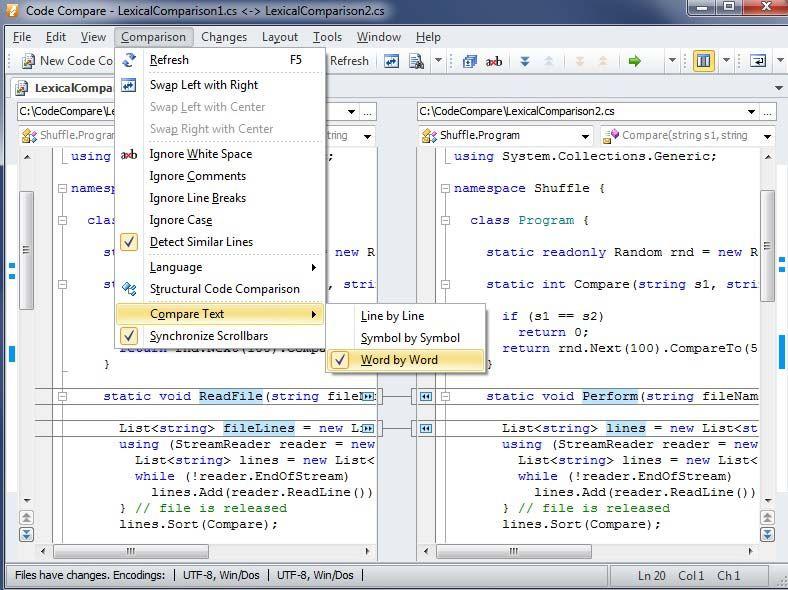 Code-compare-screenshot