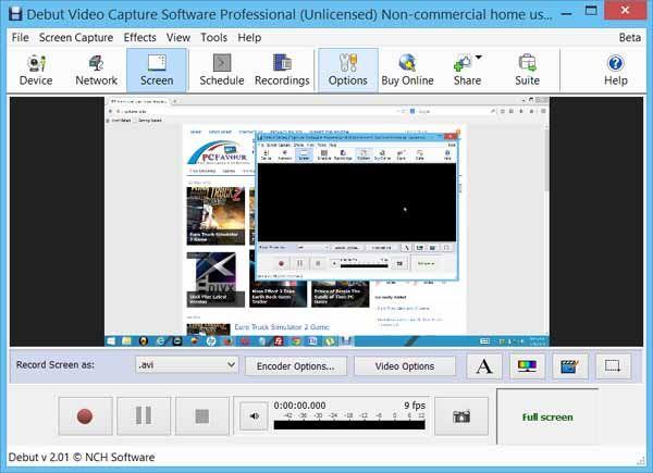 Debut-Video-Capture-screenshot