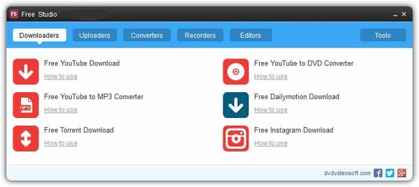 Free-Video-Studio-screenshot