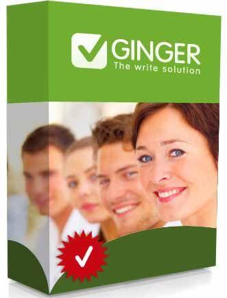 Ginger sentence corrector