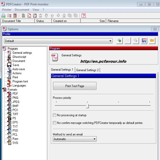 PDFCreator-screenshot