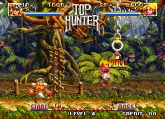 Top-hunter-roddy-and-cathy-game-screenshot