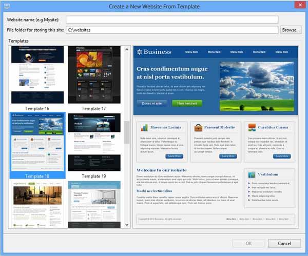 Website-Realizer-screenshot