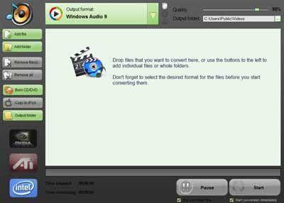 iQmango-audio-converter-screenshot