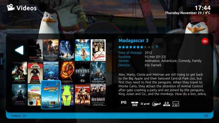 mediaportal-screenshot-download