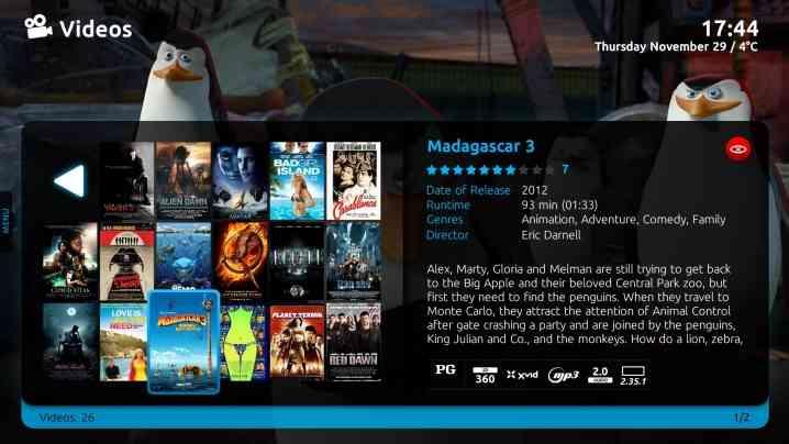 mediaportal-screenshot-download