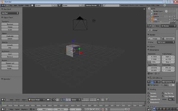 Blender-screenshot