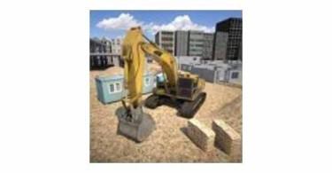 City-construction-simulator-3D-logo-icon
